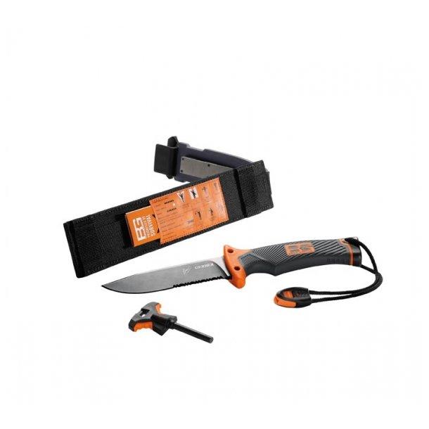 Gerber Bear Grylls Ultimate Fine Blade Knife (takket)