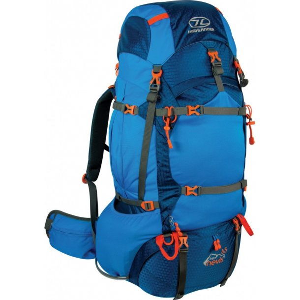 Highlander Ben Nevis 65L Backpack Vandrerygsæk