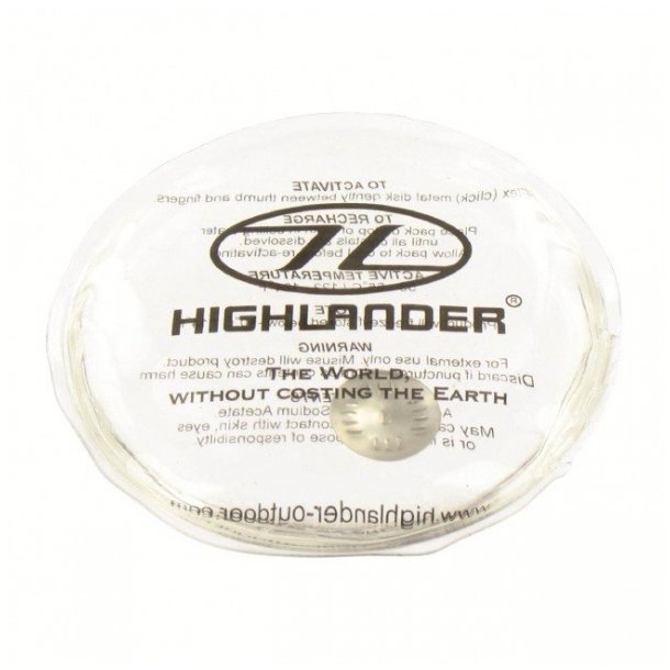 Highladner Håndvarmere Genanvendelige (2stk)