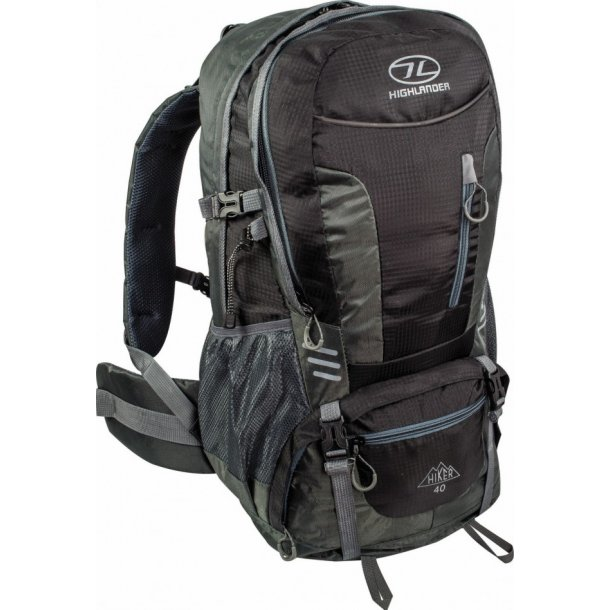 Highlander Hiker 40 liter Backpacker Rygsæk