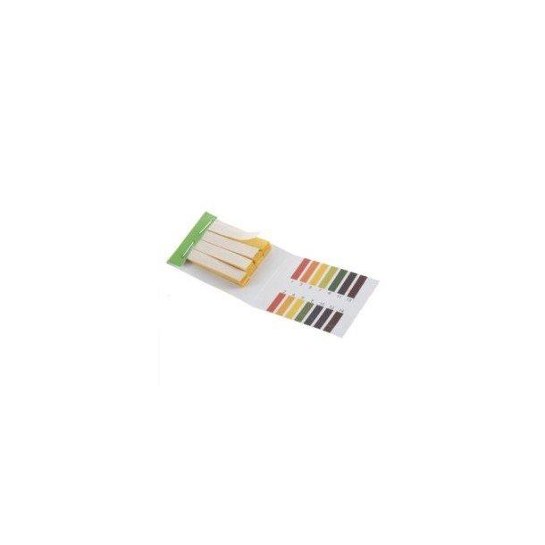 Lakmuspapir PH Strips 80x - Indikatorpapir