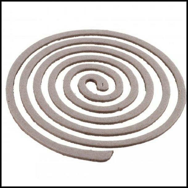 Lifesystems Mosquito Coils røgspiral (10 stk)