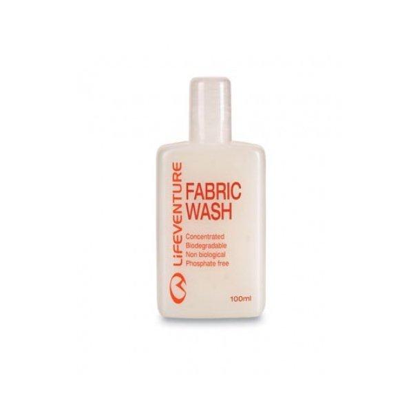 Lifeventure Fabric Wash Tekstilvask 100ml (Phosphate Free) - TILBUD