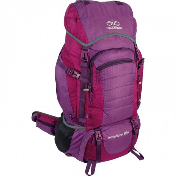 Highlander Expedition 60W Purple Rygsæk 60 Liter (Woman)