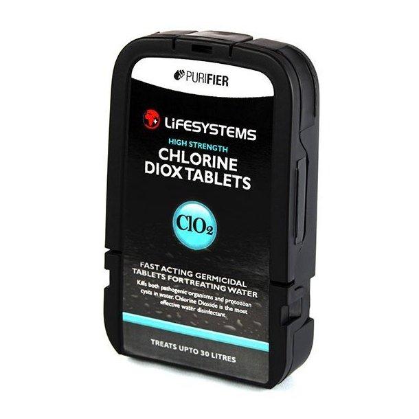 Lifesystems Klordioxid Tabletter (30stk)